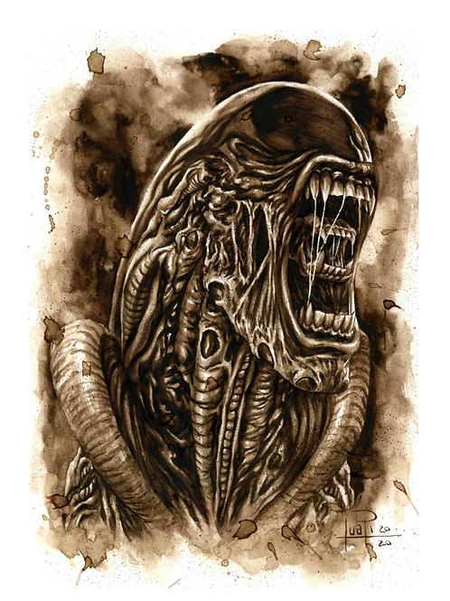 77. Coffee Art Print