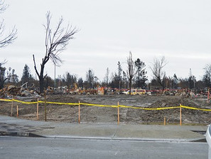 Northern California Wildfire Debris Removal Suits Filed