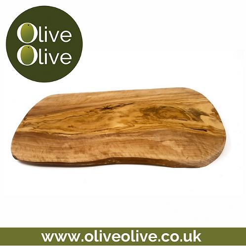 30cm Rustic Olive Wood Board