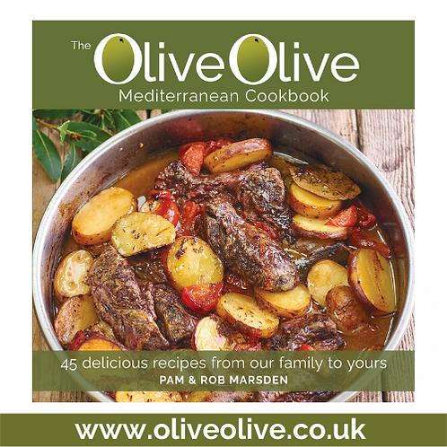 The OliveOlive Mediterranean Cookbook
