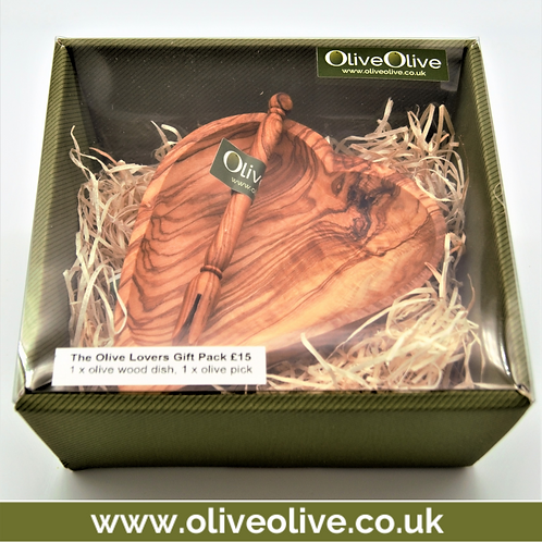 Olive Lovers Gift Set