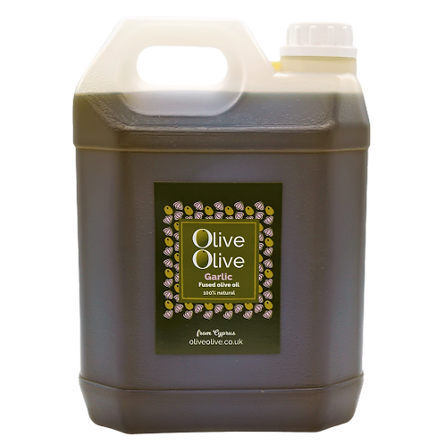 Fused olive oil 4lt tub