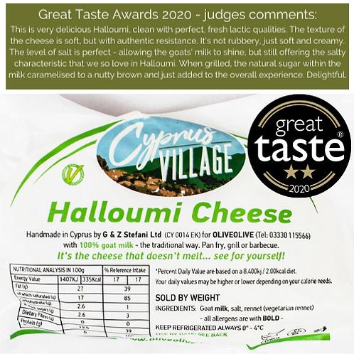 Cyprus Village Halloumi Cheese kilo pack