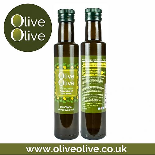 Oregano Fused Olive Oil 250ml