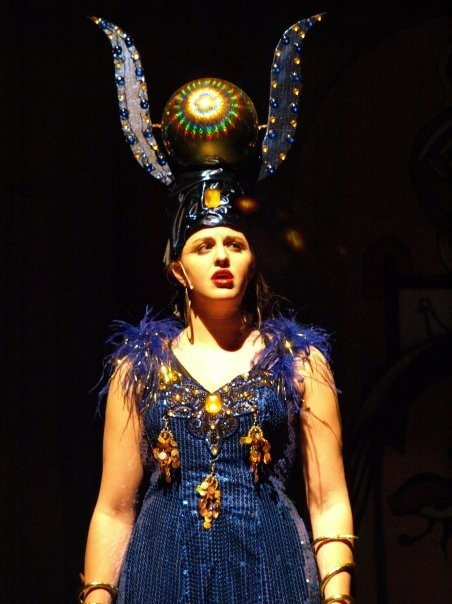 Aida, the Musical