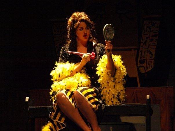 Aida, the Musical