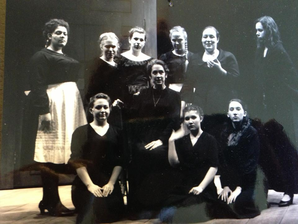 Bernarda Alba, the Musical
