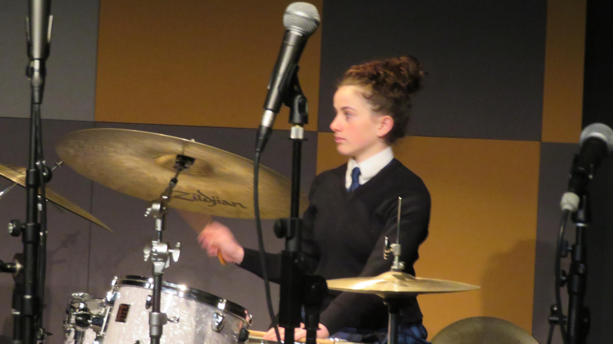 NZSM Jazz Fest Caterina