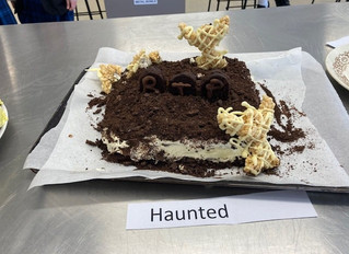 The Great St Catherine's Year 10 Dessert Challenge 2020