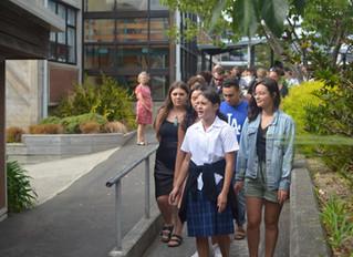 St Catherine's College Pōwhiri 2019