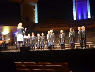 Belles Voix Choir at The Big Sing 2018