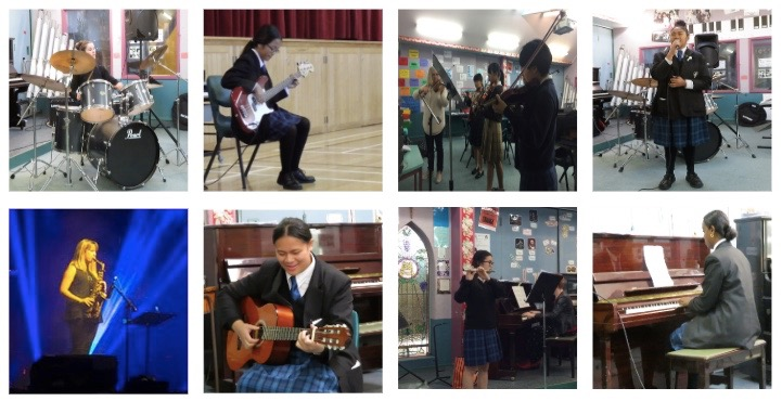 Extra-Curricular Music Lessons
