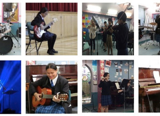 Extra-Curricular Music Lessons 2020