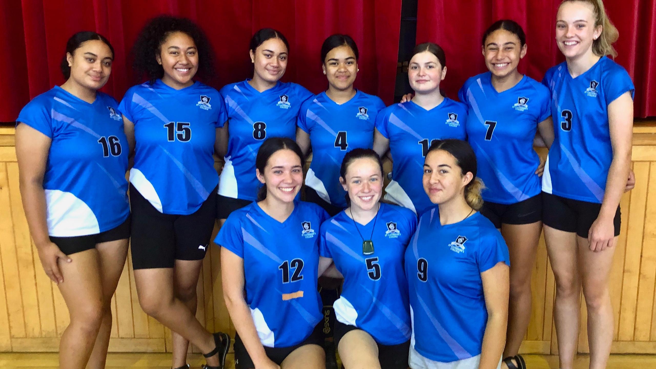 Senior Volleyball 2019