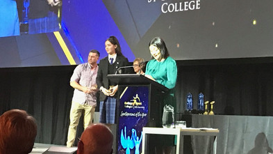 College Sport Wellington Sportsperson of the Year Awards 2019