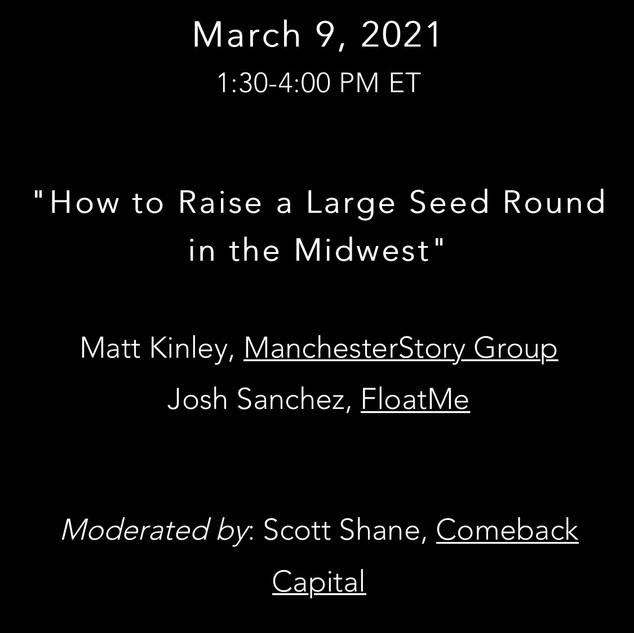 March 2021 - Panel Session