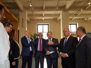 קשרי תרבות איכותיים, יביאו להקמת גשרים חדשים בין המדינותHigh level cultural links will create new