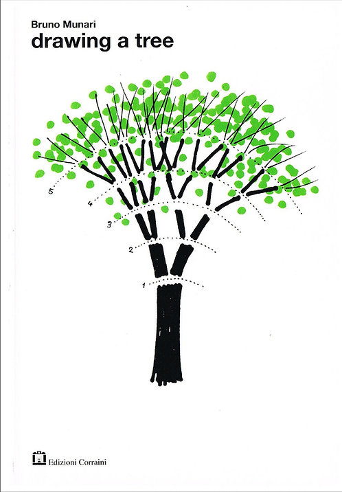Drawing a Tree of Bruno Munari
