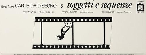 Carte da Disegno: Soggetti e Sequenze Enzo Mari