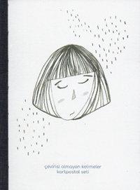 Çevirisi Olmayan Kelimeler Kartpostal Seti by Anı Ekin Özdemir