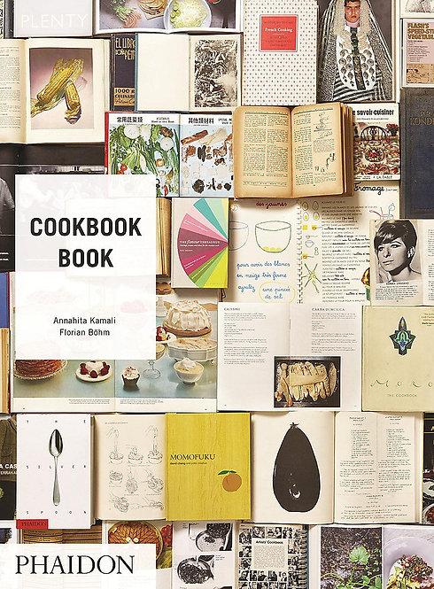 Cookbook Book by Annahita Kamali &Florian Bohm