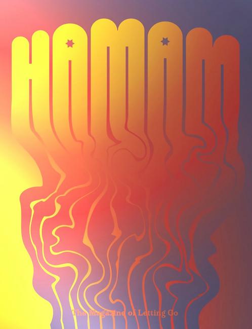 HAMAM Magazine Issue #2 - Heat