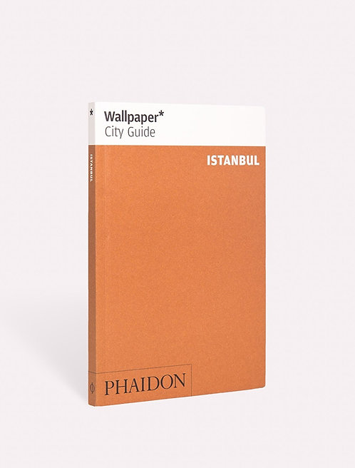 Wallpaper* City Guide Istanbul by Phaidon