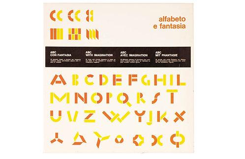 ABC con Fantasia by Bruno Munari