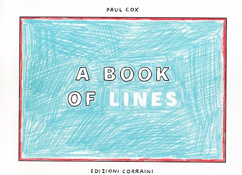 A Book of Lines by Paul Cox