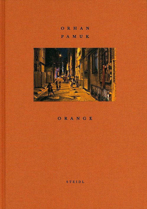 Orange by Orhan Pamuk