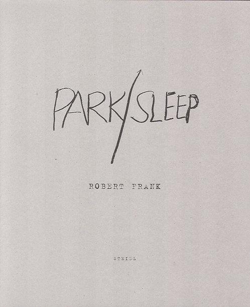 Park / Sleep by Robert Frank
