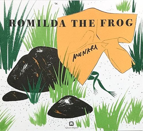 Romilda The Frog by Bruno Munari