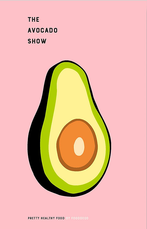 The Avocado Show by Colette Dike