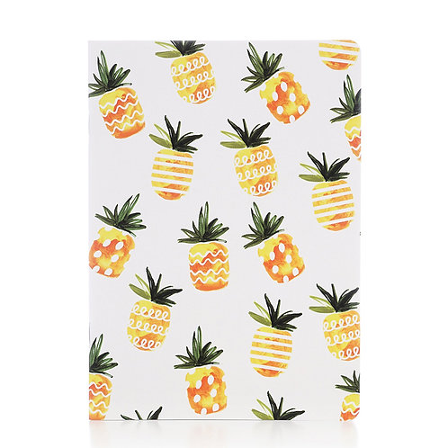 Iggy Dream Notebook #32 - Pineapple