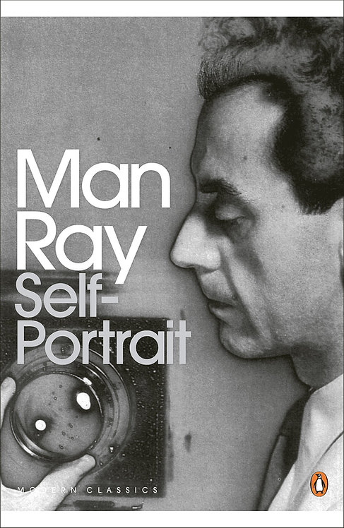 Self-Portrait by Man Ray