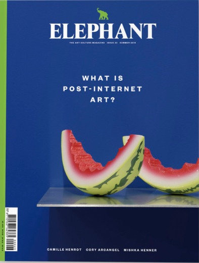 Elephant Magazine Issue #23