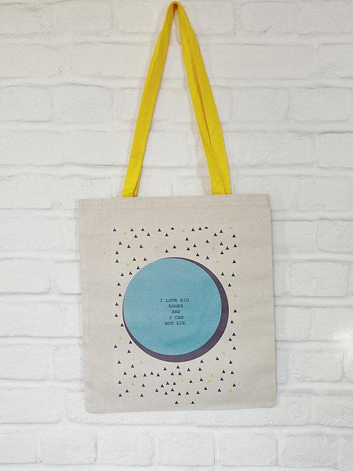 FiLBooks Tote Bag - Blue