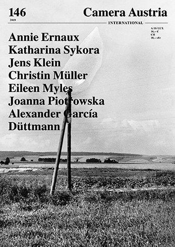 Camera Austria International #146 by Christina Töpfer