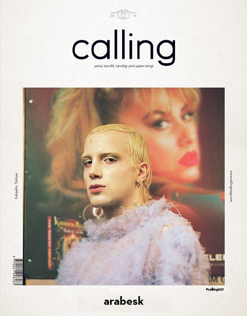 Calling Mag #027 Arabesk