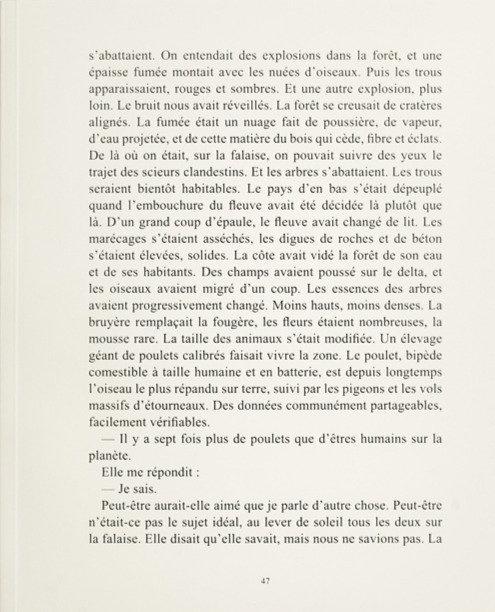 Anthropocène by Nicolas Guiraud