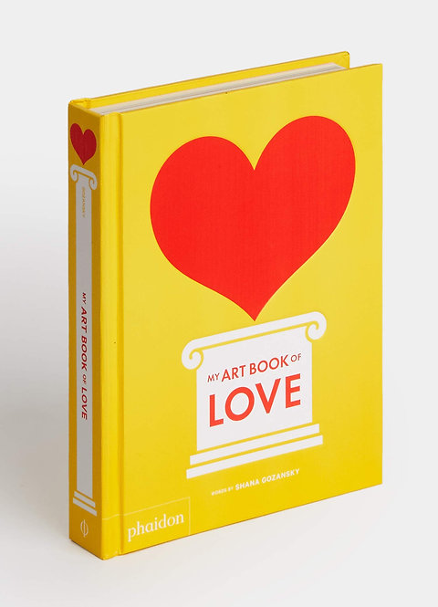 My Art Book of Love by Shana Gozansky