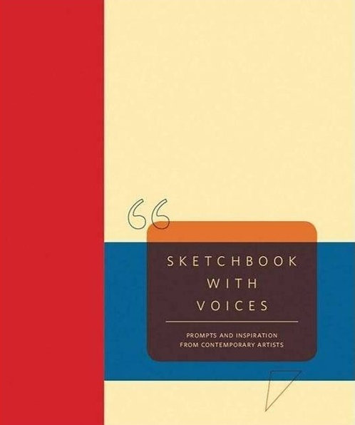Sketchbook with Voices by Eric Fischland Jerry Saltz