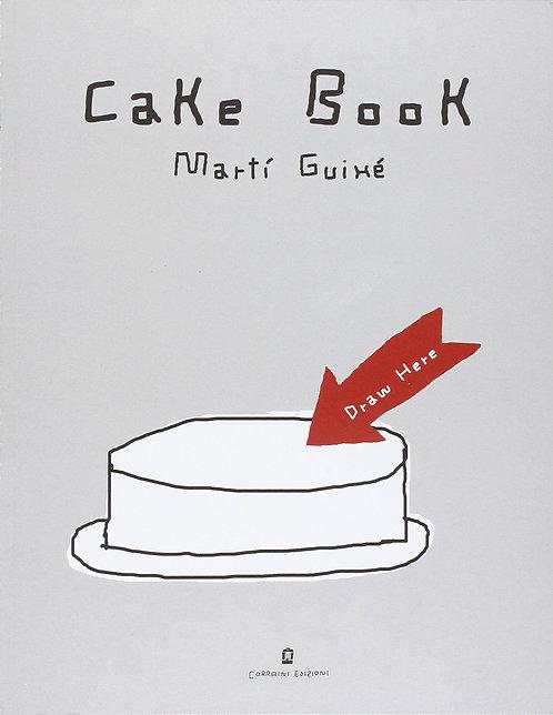 Cake Book by Martí Guixé