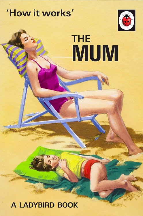 How it Works: The Mum (Ladybird Books for Grown-Ups)