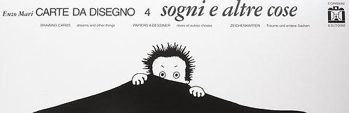 Carte da Disegno: Sogni e Altre Cose by Enzo Mari