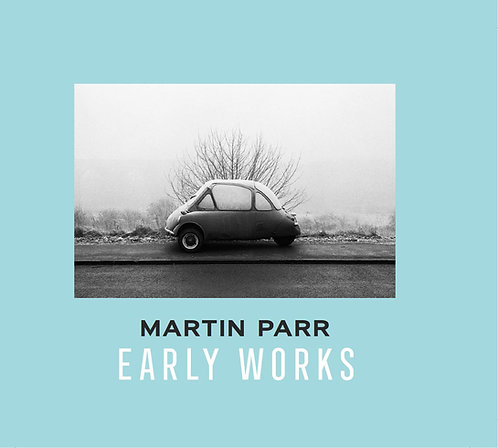 Early Works by Martin Parr (Signed)