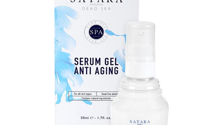 SERUM GEL ANTI AGING for all skin types