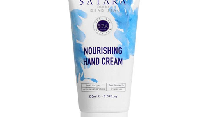 NOURISHING HAND CREAM- Satara Dead Sea