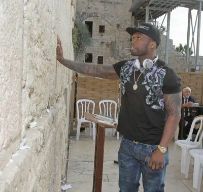 50 cent western wall
