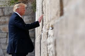 TRUMP at the Western Wall